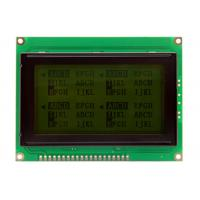 Buy cheap Monochrome LCD Module , Flat Panel Monitor 128 * 64A For Currency Detector from wholesalers