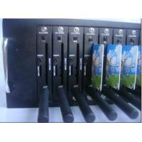 Buy cheap 16 port gsm modem pool for Bulk sms sending with SMS software support from wholesalers