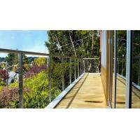 Buy cheap Metal Deck Railings Design, Cable Deck Railings from wholesalers