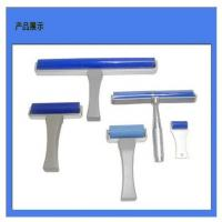 Buy cheap Cleanroom Silicone Lint Roller Silicon Sticky Roller Moved The Dust With ABS Handle from wholesalers