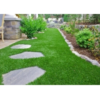 Buy cheap Monofilament PE Curly PP 12400 Dtex Outdoor Artificial Turf product