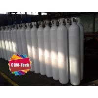 Buy cheap 43L Steel Oxygen Gas Cylinders (In Stock) from wholesalers