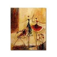 Buy cheap The Dancers Oil Painting Free shipping from wholesalers