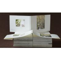 Buy cheap Contemporary 12*8 inch Landscape Hard Cover Wedding Book from wholesalers