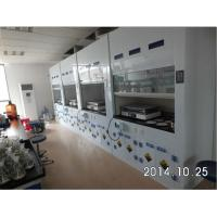 China VAV AUTOMATIC PERCHROLIC ACID FUME HOOD WITH ACTIVATED CARBON PROCESSOR AND FUME SCRUBBER on sale