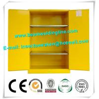 Buy cheap Custom Laboratory Chemical Safety Cabinet For Flammable Liquids from wholesalers