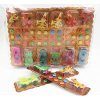 Buy cheap Funny Car & Plane Toy Healthy Compressed Candy Fruit Flavor For Children from wholesalers