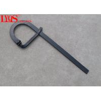 Buy cheap Steel Forged Concrete Formwork Clamps , Masonry Building Clamps Rust Proof from wholesalers