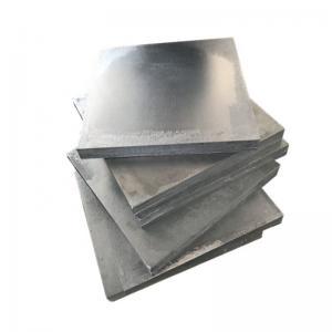 Buy cheap 65HRC Hardness 300*300*12mm 150J/Cm2 Bimetallic Bucket Wear Plates product