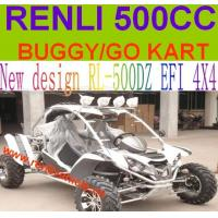 Buy cheap RL 500cc FUN Buggy/Go Karting/atv 4x4 from wholesalers