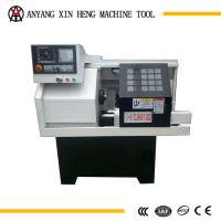 Buy cheap swing over table 160mm  China mini benchtop cnc lathe CK6130 from wholesalers