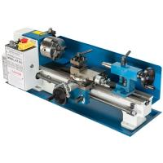 Buy cheap 550W Metal Lathe Micro Metal Milling Bench Lathe Machine desktop metal lathe machine from wholesalers