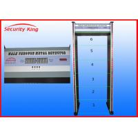 Buy cheap Waterproof Fireproof Metal Detector Door Metal Detection Systems XST-AP2 from wholesalers