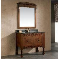 Buy cheap Solid Wood Bathroom Cabinet (MY-7343) product