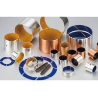 Buy cheap Wrapped Acetal POM Steel & Bronze Lined Bearings Composite sliding bearing - meat slicer Bushing from wholesalers