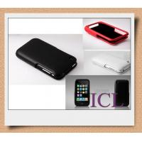 Buy cheap Leather Hard Cover for iPhone 3G (ICL-ACc121) from wholesalers