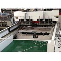 Buy cheap Professional Plastic Bag Manufacturing Machine Customizable DFR-C Heat Cutting product