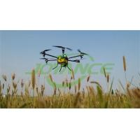 Buy cheap fumigation spraying drone sprayer agriculture uav crop duster from wholesalers