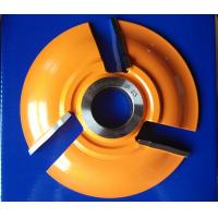 Buy cheap 4mm Thickness Tungsten Carbide Tipped Raised Panel Cutters For Wood Moulding Machine Use from wholesalers