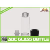 Buy cheap Hot Sale 2ml Glass Vial With Stopper And Lid 3ml 5ml from wholesalers