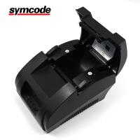 Buy cheap Feed Function POS 58mm Thermal Printer Roll Paper With DC 9V/3A Adapter Voltage from wholesalers