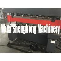 Buy cheap Double Layer Metal Cold Roll Forming Machine , Steel Roll forming Machine Design from wholesalers