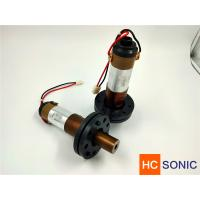 Buy cheap 20khz 3000w Ultrasonic Welding Transducer For Lace Sewing , High Performance from wholesalers