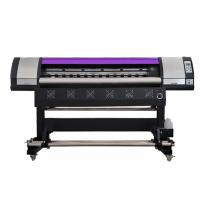 Buy cheap 6 Feet Eco Solvent Printing Machine , Sublimation Printer Plotter For Heat Transfer Paper from wholesalers