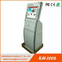 Buy cheap Hospital/Clinic Registration Kiosk accepting payment by cash or credit card from wholesalers