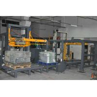 Buy cheap PLC Control Poly Strapping Machine , Automatic Poly Strapping Machine For Empty Bottles from wholesalers