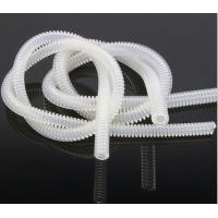 Buy cheap No Smell Flexible Corrugated Pipe O Rings Cross Section Shape 100% Food Grade Silicone Rubber from wholesalers