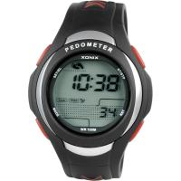 Buy cheap Waterproof Running Digital Calorie Pedometer Watches PU Strap from wholesalers