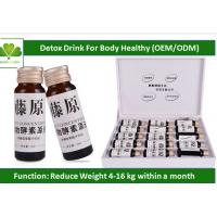 Buy cheap Weight Management Programs Natural Detox Drinks For Digestive Organ Healthy Care drink for slimming body beauty body from wholesalers
