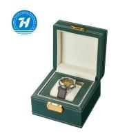 Buy cheap Leather Watch Luxury Gift Packaging Boxes Customized Service Eco - Friendly from wholesalers