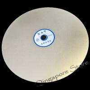 Grit #80   Diameter 8  / 200mm Jade polishing diamond wheels diamond lapping  discs for l