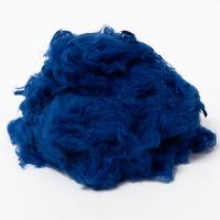 Buy cheap Polyester Staple Fiber , 1.4d*38mm Recycled Color Polyester Staple PSF Spinning Fiber ,Wool Spinning from wholesalers