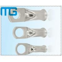 Buy cheap Copper Cable Lugs SC Series JGB Type , Free Samples Copper Ring Terminals from wholesalers