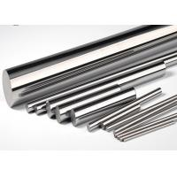 Buy cheap High Polished Tungsten Carbide Composite Rods For Making End Mills And Drills from wholesalers
