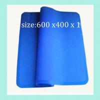 Buy cheap non-slip silicone table mat , silicon kitchen mat heat resistant from wholesalers