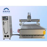 Buy cheap double spindles cnc router/auto tool changer cnc router,wood door cnc router from wholesalers
