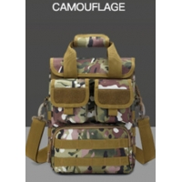 Buy cheap 3 Layers Nylon Military Tactical Bags  Commuter One Shoulder Messenger Bag product