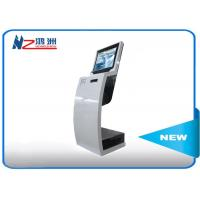 Buy cheap Multitouch Digital Library Self Checkout Machines / Touch Screen Information Kiosk from wholesalers