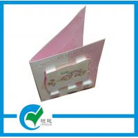 Buy cheap New Style Christmas Day Greeting Card Stock Paper CMYK Printing from wholesalers