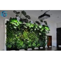 Buy cheap Multipurpose Indoor Artificial Plant Wall Uv Protection Long Lasting Time from wholesalers