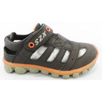Buy cheap Breathable Children Trail Hiking Shoes Anti-slip  For Outdoor Camping Autumn from wholesalers