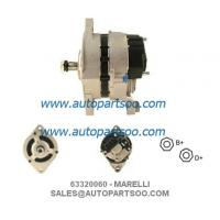 Buy cheap 63320060 63321168 - MARELLI Alternator 24V 35A Alternadores from Wholesalers