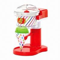 Buy cheap Single Electric Ice Shaver, Rotating Graphics, No Mess Drip Tray from wholesalers