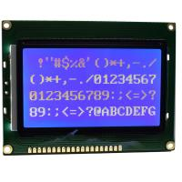 Buy cheap WLED Backlight Type Graphic Display Module , Serial Signal Transflective LCD Module product