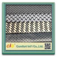 Buy cheap Grey Eco Friendly Auto Interior Decoration Automotive Upholstery Fabric 100% Polyester from wholesalers