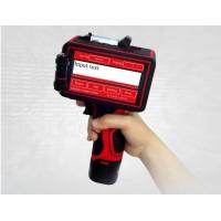 Buy cheap Handheld Inkjet Printer for Metal Glass PVC Plastic Cable Expiry Date printing from wholesalers